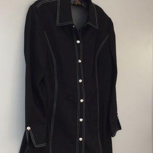 St. John Sport by Marie Gray Jackets & Coats - Black coat, St. John, L